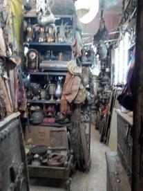 Winkeltje in de Souk