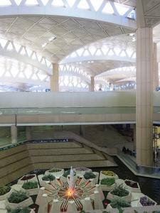 Luchthaven van Riyadh