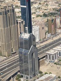 Ons hotel met 36 etages
