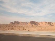 Mooi he die woestijn