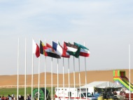 Ook ander vlaggen dan hier uit de regio